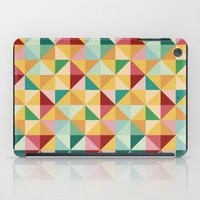 candy iPad Cases featuring Candy by According to Panda