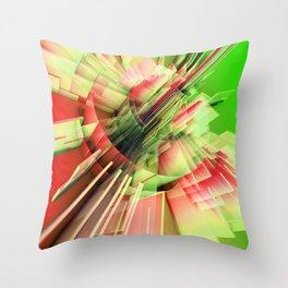 FORM #3 Throw Pillow