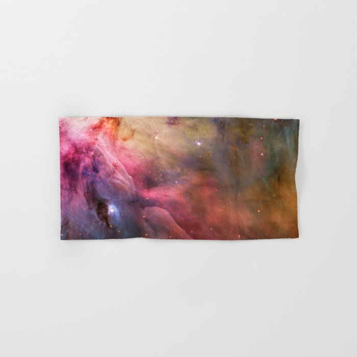 Orion Nebula Hand & Bath Towel