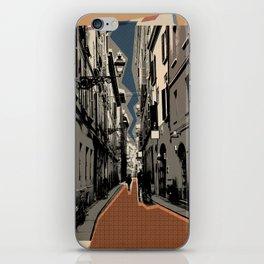 Parma -vintage post card iPhone Skin