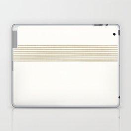 Band in Tan Laptop & iPad Skin