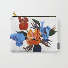Dynamic flowers Carry-All Pouch