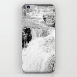 Almonte Mill Falls (Jul16) iPhone Skin