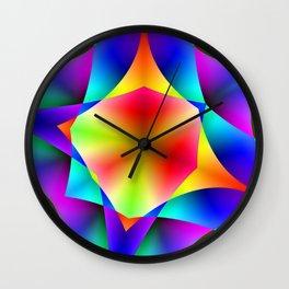 Colorfulness ... Wall Clock