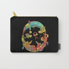 Depth of Discovery (A Case of Constant Curiosity) Carry-All Pouch