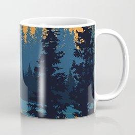 Algonquin Park Poster Coffee Mug