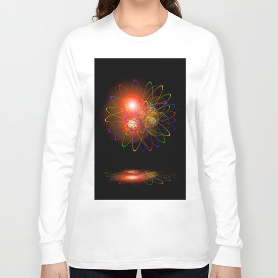 Magical Light and Energy 3 Long Sleeve T-shirt