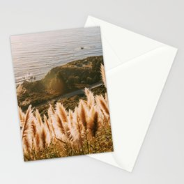 Big Sur at Sunset Stationery Cards