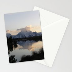 Mt. Moran Stationery Cards