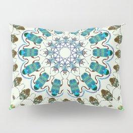 Entomology art Pillow Sham