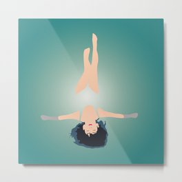 Summer Relax #society6 #decor #buyart Metal Print