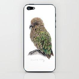 New Zealand Kea iPhone Skin