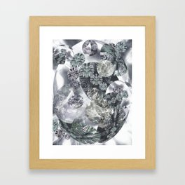 The Innermost Vessel Framed Art Print