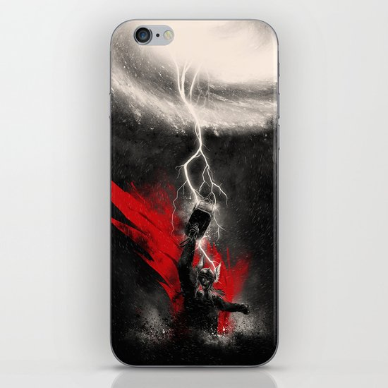 The Mightiest iPhone & iPod Skin