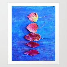 It's a Colorful World Art Print