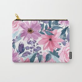 FLOWERS XII Carry-All Pouch
