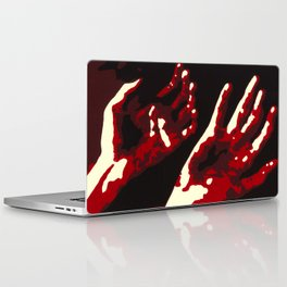 """""""What exactly do you have left to lose?"""" """"My mind."""" Laptop & iPad Skin"""