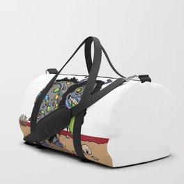 Bipedal Styx Walker Duffle Bag