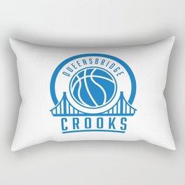 Queensbridge Crooks Rectangular Pillow