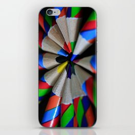 Twisters iPhone Skin