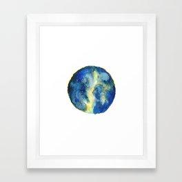 Celestial Dust Framed Art Print
