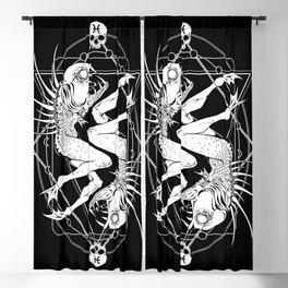 Zodiac: Pisces Blackout Curtain