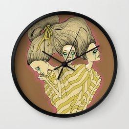 Dissociative Identity Disorder Wall Clock