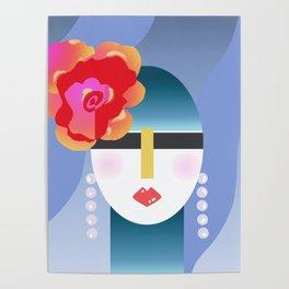 Big Blossom Poster