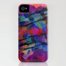 Pixel Splatter iPhone (4, 4s) Slim Case
