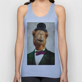 Humphrey's Night Out Unisex Tank Top
