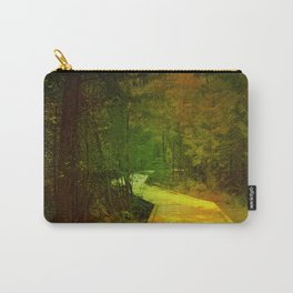 A Crooked Path Carry-All Pouch
