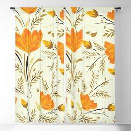 pattern flower 81 Blackout Curtain