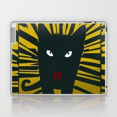 Evil Cat Laptop & iPad Skin