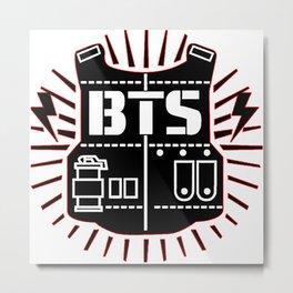 BTS Army Metal Print