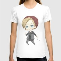 pewdiepie T-shirts featuring Pewdiepie Infamous: Second Son by PumpkinElite