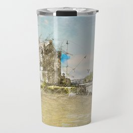 Eilean Donan Castle, Scotland Travel Mug