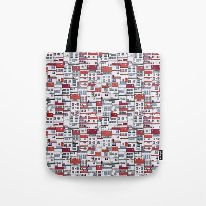 My city Tote Bag