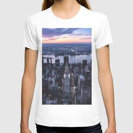 N.Y.C. <3 series T-shirt