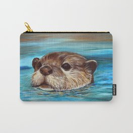 River Otter Carry-All Pouch
