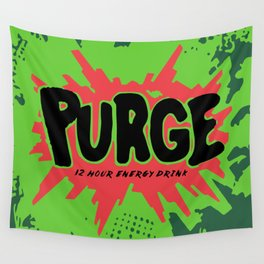 purge Wall Tapestry