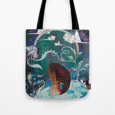 Delicate Distraction Tote Bag