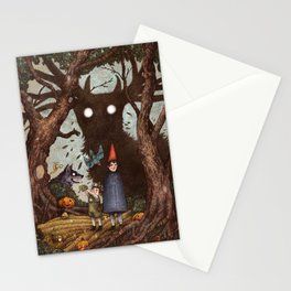 Near Death Stationery Cards