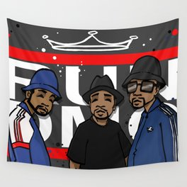 Get Down with the Kings Wall Tapestry