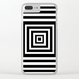 Illusionist I Clear iPhone Case