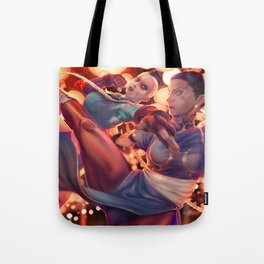 FIGHT! Tote Bag
