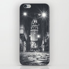 Istanbulian Night iPhone Skin