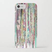 fringe iPhone & iPod Cases featuring Fringe Benefits by Lynsey Ledray