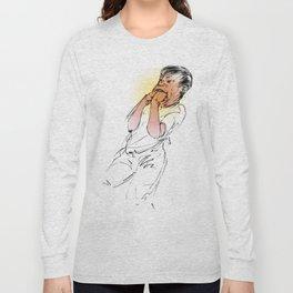 Crooked Creek #4 Long Sleeve T-shirt