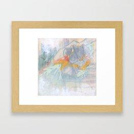 Oven Bird (The Sweven Project) Framed Art Print