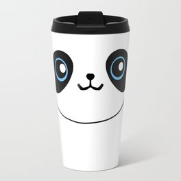 Pandacorn in the Darkness and the Snow Travel Mug